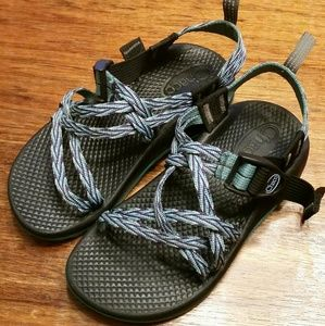 Chaco sandals girls size 2